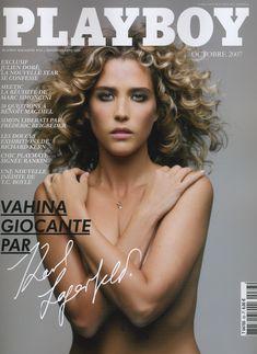 Ваина Джоканте разделась в журнале Playboy фото #1