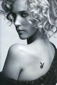 Ваина Джоканте разделась в журнале Playboy фото #4