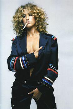 Ваина Джоканте разделась в журнале Playboy фото #5