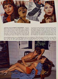 Обнажённая Барбара Каррера появилась на фото в журнале Playboy фото #2