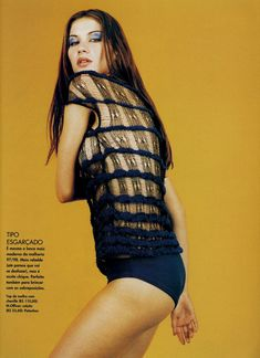 Сексуальная Жизель Бюндхен в журнале Elle фото #4