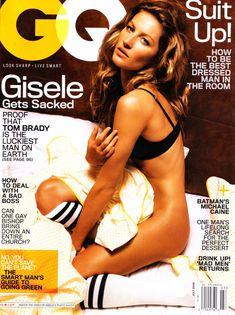 Сексуальная Жизель Бюндхен в журнале GQ фото #1