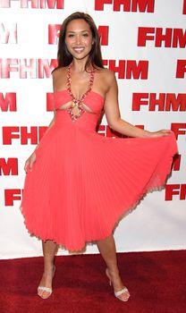 Сиськи Майлин Класс на FHM «100 самых сексуальных женщин мира» фото #3