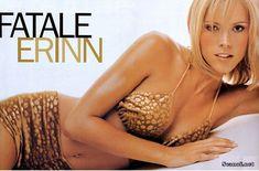 Секси Эринн Бартлетт  в журнале Maxim фото #1
