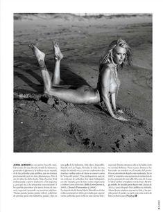 Дженна Джеймсон позирует голой  в журнале Playboy фото #5
