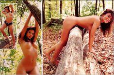 Криста Эйн снялась голой в журнале Playboy's Natural Beauties фото #3