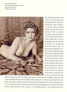 Обнаженная Лизетт Энтони  в журнале Playboy фото #1