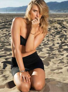 Секси Мария Шарапова  в журнале Esquire фото #3