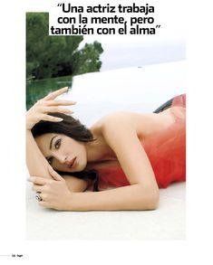 Сексапильная Моника Беллуччи  в журнале Max фото #7
