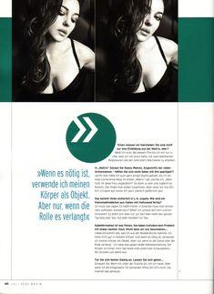 Аппетитная Моника Беллуччи  в журнале Maxim фото #4