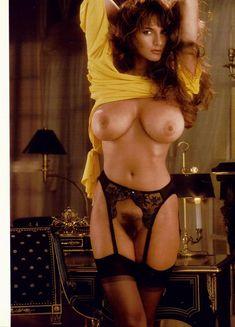Совершенно голая Петра Веркаик снялась в журнале Playboy фото #4