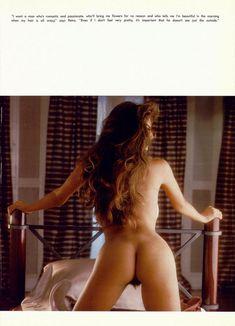 Совершенно голая Петра Веркаик снялась в журнале Playboy фото #6