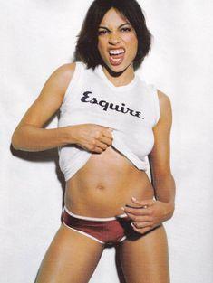 Секси Розарио Доусон  в журнале Oh! Yeah! фото #1
