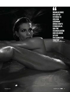 Горячая Триша Хелфер  в журнале FHM фото #4