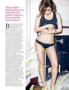 Эротичная Беренис Марло  в журнале FHM фото #5