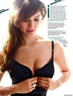 Секси Беренис Марло  в журнале Maxim фото #4