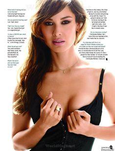 Секси Беренис Марло  в журнале Maxim фото #5