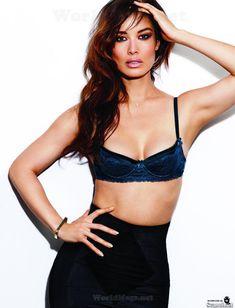 Секси Беренис Марло  в журнале Maxim фото #7