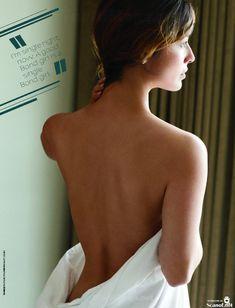 Секси Беренис Марло  в журнале Maxim фото #9