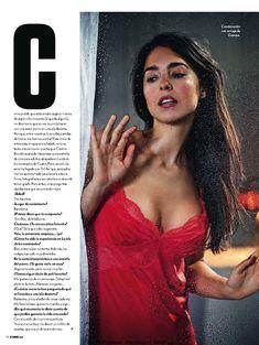 Сексуальная Кристина Брондо на фото в журнале FHM фото #2