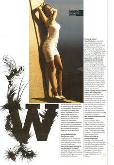 Горячая Меган Фокс  в журнале Maxim фото #1