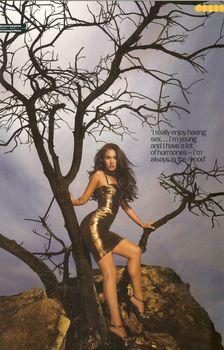 Горячая Меган Фокс  в журнале Maxim фото #4