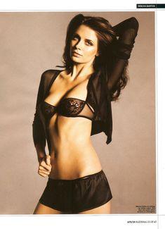 Эротичная Миша Бартон  в журнале Maxim фото #2