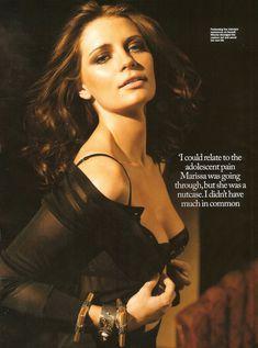 Эротичная Миша Бартон  в журнале Maxim фото #3