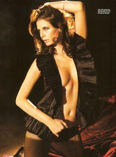 Эротичная Миша Бартон  в журнале Maxim фото #4