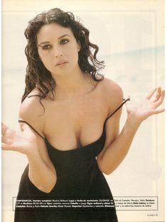 Моника Беллуччи позирует для журнала Playboy фото #4