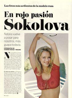 Обнажённая Наталия Соколова снялась в журнале Playboy фото #2
