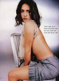 Эротичная Сальма Хайек  в журнале M! фото #6