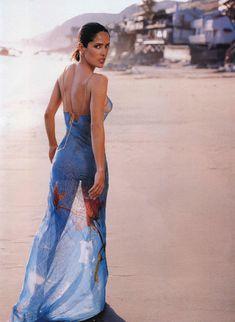 Эротичная Сальма Хайек  в журнале M! фото #9