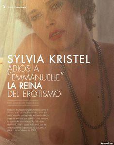Голая грудь Сильвии Кристель засветилась в журнале Playboy фото #1