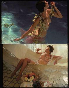 Голая грудь Сильвии Кристель засветилась в журнале Playboy фото #4