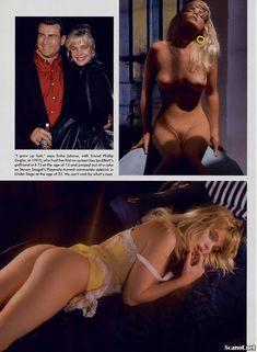 Обнаженная Эрика Элениак  в журнале Playboy фото #2