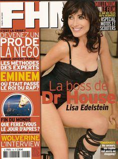 Аппетитная Лиза Эдельштейн в белье для журнала FHM фото #1