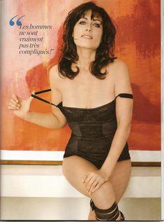 Аппетитная Лиза Эдельштейн в белье для журнала FHM фото #3