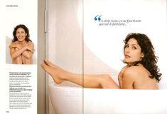 Аппетитная Лиза Эдельштейн в белье для журнала FHM фото #4