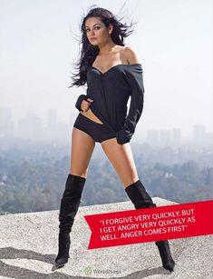 Секси Мила Кунис  в журнале FHM фото #5