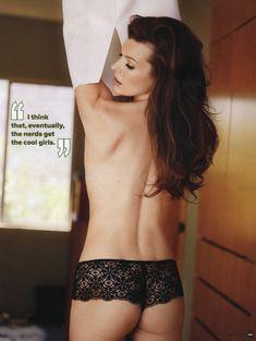 Секси Милла Йовович для журнала Maxim фото #4