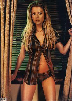 Соблазнительная Тара Рид  в журнале Maxim фото #3