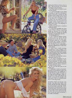 Игривая Бранд Родерик красиво обнажилась в журнале Playboy фото #3