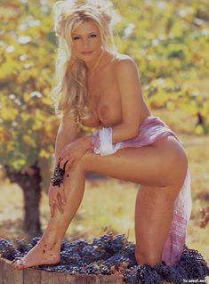 Игривая Бранд Родерик красиво обнажилась в журнале Playboy фото #5
