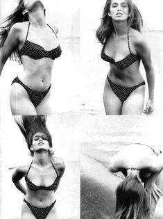 Обнаженная Синди Кроуфорд  в журнале Playboy фото #7