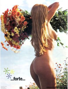 Сексуальная Граци Массафера полностью обнажилась в журнале Playboy фото #12