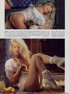 Хайди Марк разделась в журнале Playboy фото #5