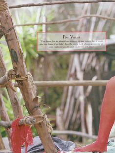 Шикарная Петра Веркаик снялась голой в журнале Playboys Lingerie фото #1