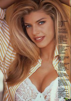 Грудастая Шаэ Маркс позирует обнажённой в журнале Playboy фото #5