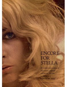 Красивая Стелла Стивенс снялась голой в журнале Playboy фото #2
